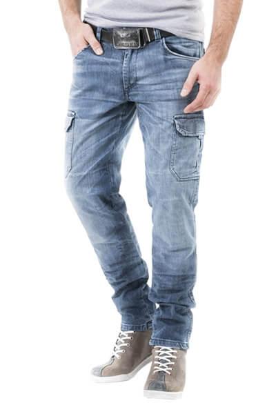 motorcycle cargo pants kevlar protectors Italia cargo mottowear