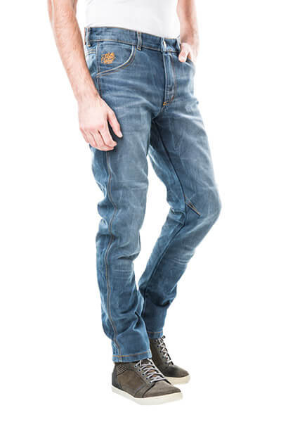 Armalith motorcycle jeans single layer mottowear